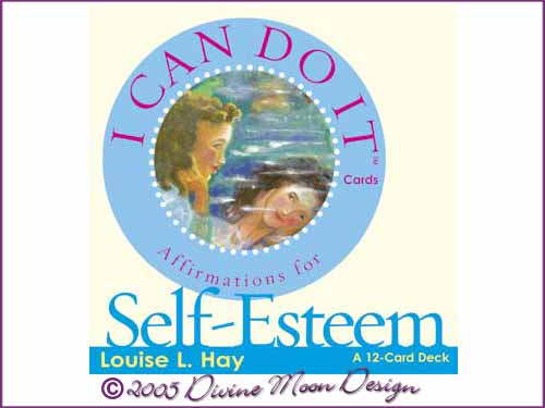 I Can Do It Cards: Affirmations For Self-Esteem - Louise L. Hay