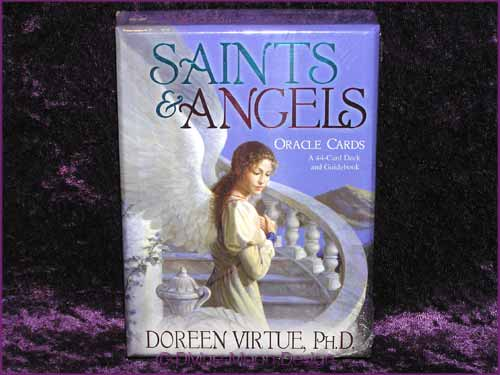 SAINTS & ANGELS - Oracle Cards - Doreen Virtue PhD