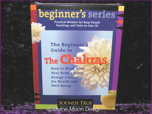 Beginner's Guide to CHAKRAS CD Pack - Anodea Judith
