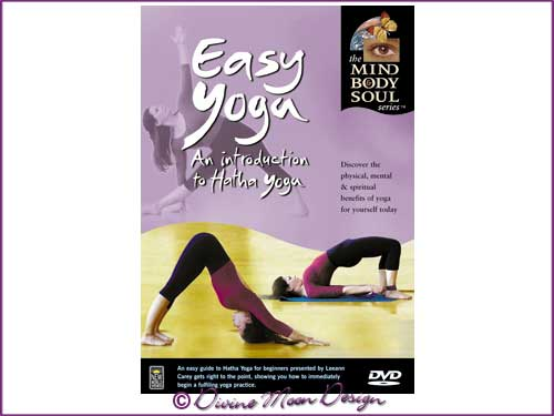 MBS: Easy Yoga - DVD - Leeann Carey