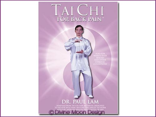 Tai Chi - for Back Pain - DVD - Dr. Paul Lam