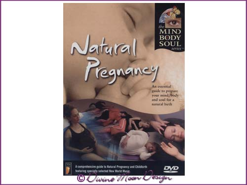 MBS: Natural Pregnancy - DVD - Janet Balaskas