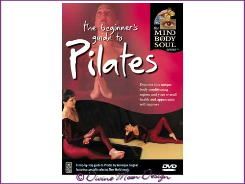 MBS: Beginner's guide to PILATES - DVD - Veronique Coignac