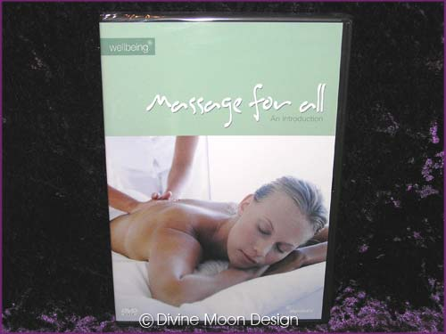 DVD - Massage for all: An Introduction.