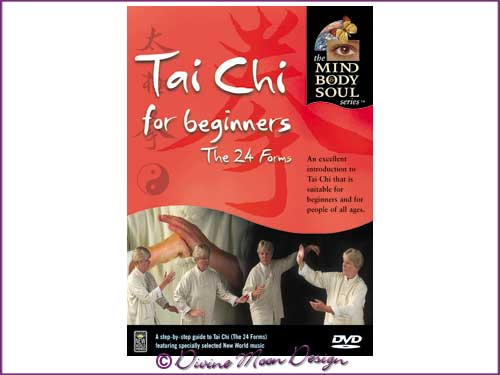MBS: Tai Chi for Beginners The 24 Forms - DVD - Lin Williams