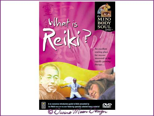 MBS: WHAT IS REIKI? DVD - Ian Welch