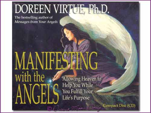 Manifesting with the Angels CD - Doreen Virtue, Ph.D.
