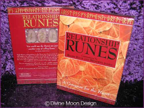 Relationship RUNES A Compass for the Heart Pack - Ralph H Blum