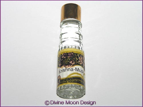 SONG OF INDIA Concentrated Perfume OIL - KRISHNA MUSK