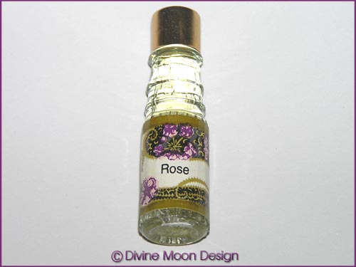 SONG OF INDIA Concentrated Perfume OIL - ROSE